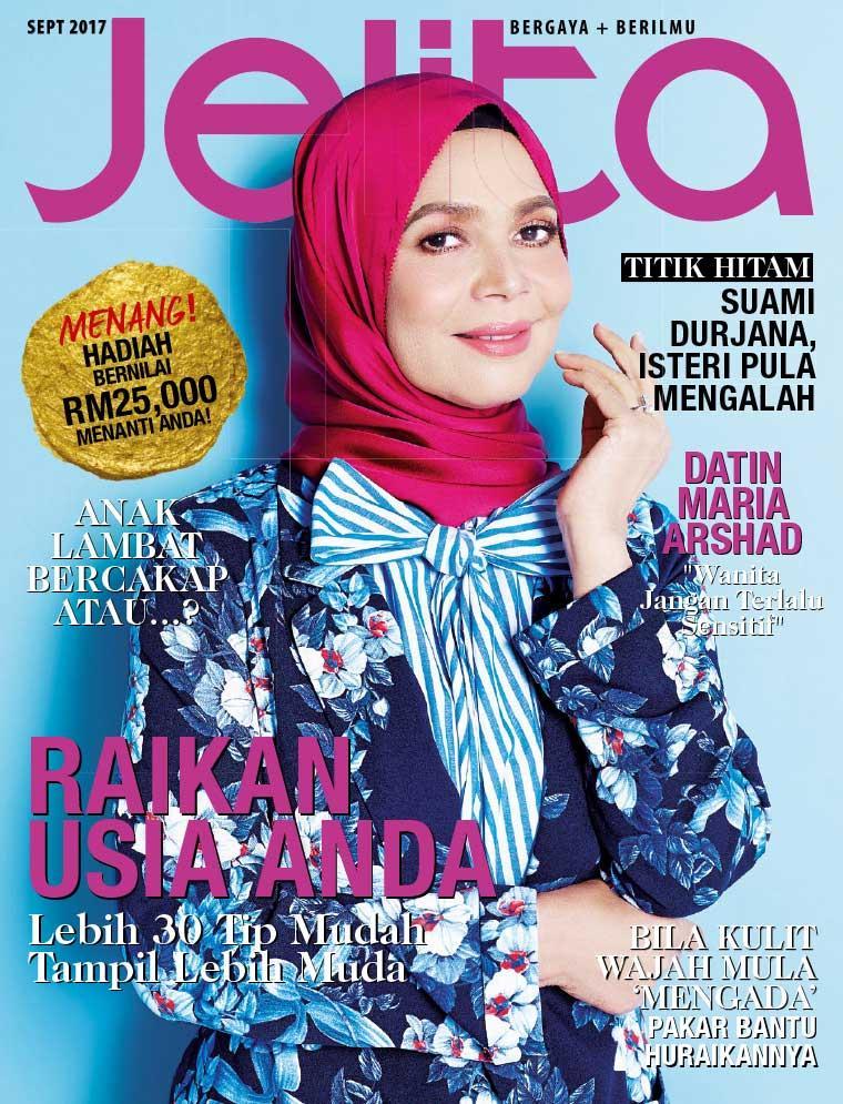 Jelita Malaysia Digital Magazine September 2017