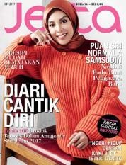 Cover Majalah jelita Malaysia Oktober 2017