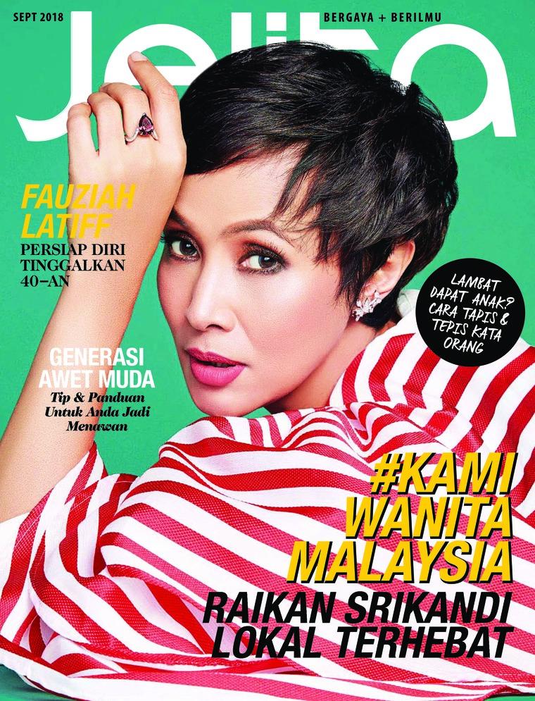 Majalah Digital jelita Malaysia September 2018