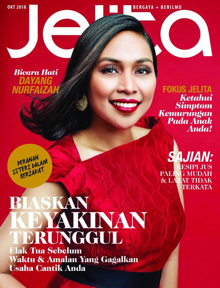 Majalah Digital jelita Malaysia Oktober 2018