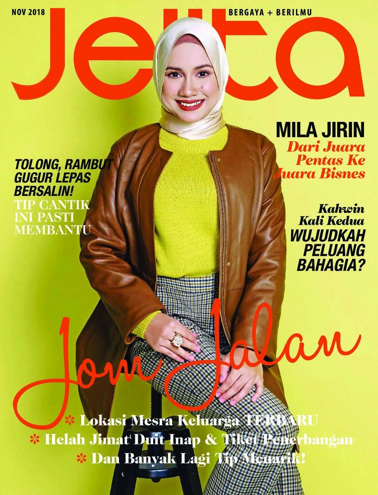 Majalah Digital jelita Malaysia November 2018
