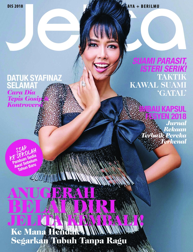 Majalah Digital jelita Malaysia Desember 2018