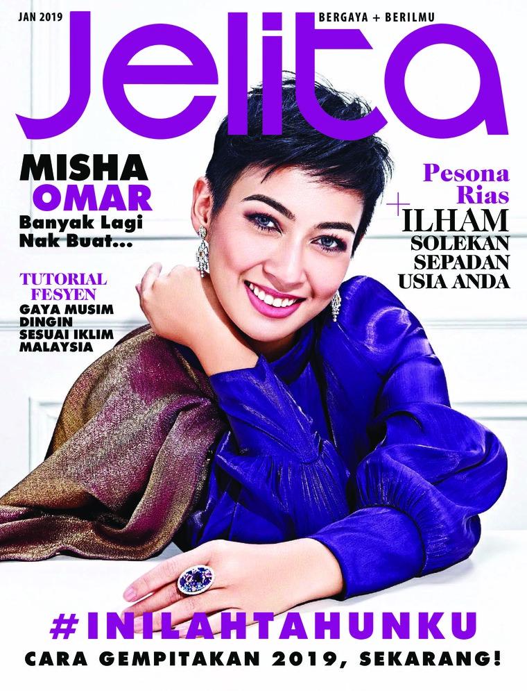 Majalah Digital jelita Malaysia Januari 2019