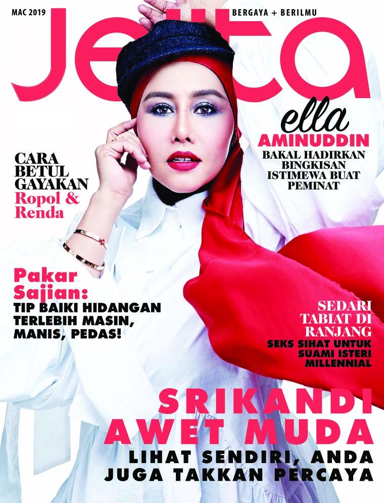 Majalah Digital jelita Malaysia Maret 2019