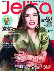 Cover Majalah jelita Malaysia Juni 2018