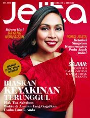 Cover Majalah jelita Malaysia Oktober 2018