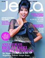 Cover Majalah jelita Malaysia Desember 2018