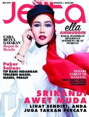 Cover Majalah jelita Malaysia Maret 2019