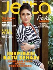 Cover Majalah jelita Malaysia April 2019