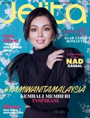 Cover Majalah jelita Malaysia September 2019