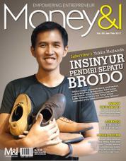 Cover Majalah Money & I ED 83 Januari 2017