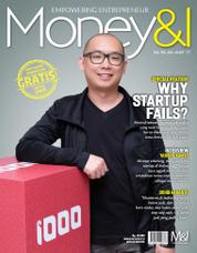 Cover Majalah Money & I ED 89 Juli 2017