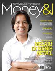 Cover Majalah Money & I ED 94 Desember 2017