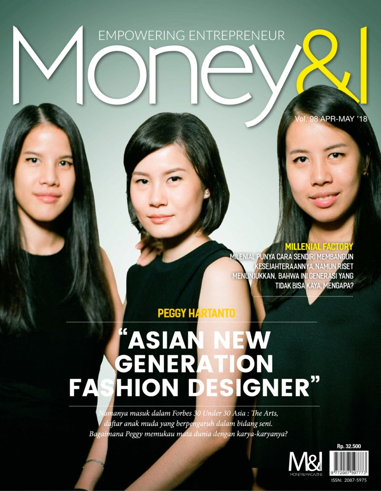 Majalah Digital Money & I ED 98 April 2018