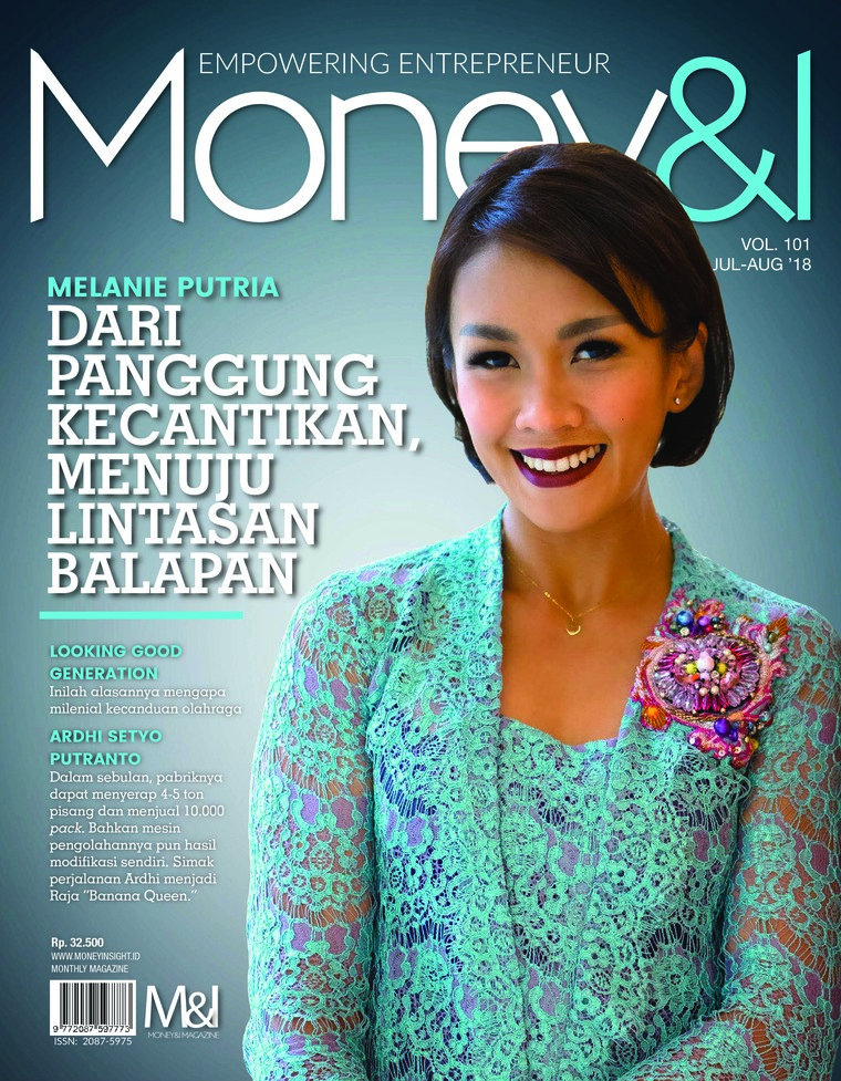 Majalah Digital Money & I ED 101 Juli 2018