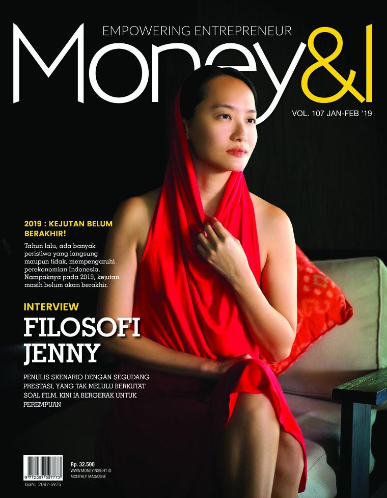 Money & I Digital Magazine ED 107 January 2019