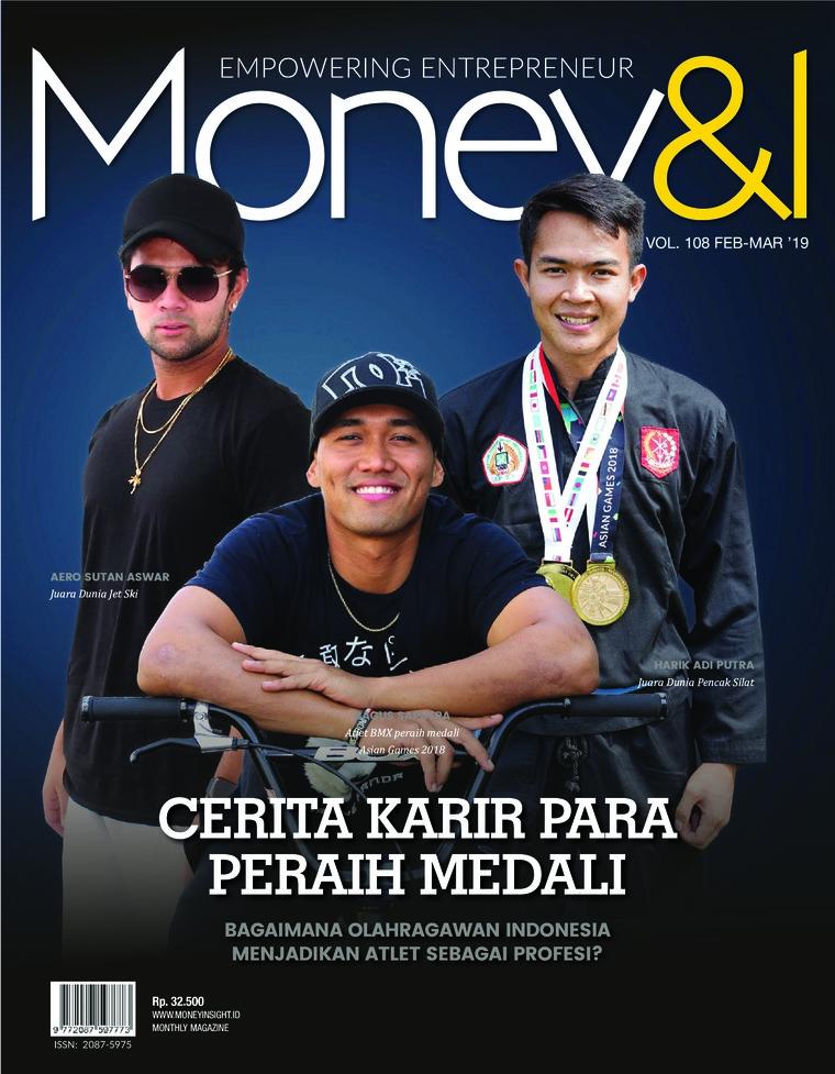 Money & I Digital Magazine ED 108 February 2019