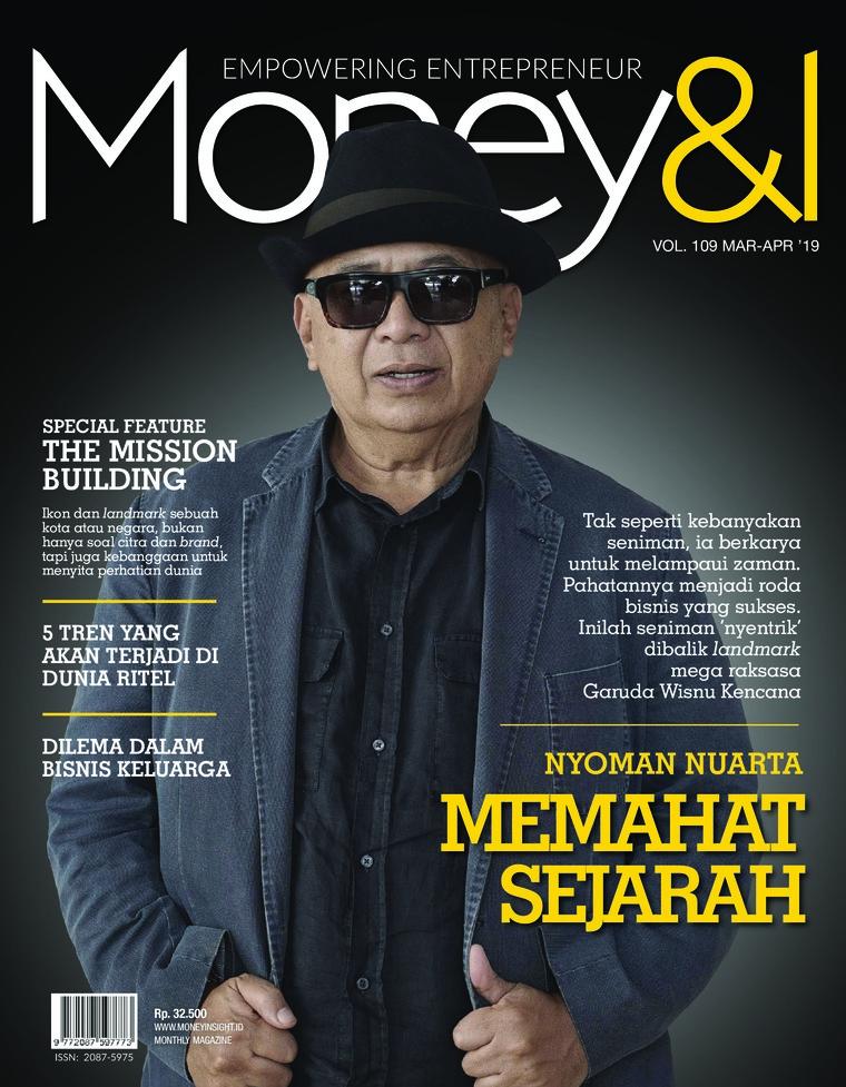 Majalah Digital Money & I ED 109 Maret 2019