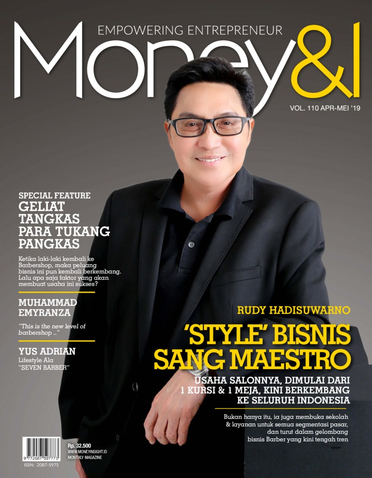 Majalah Digital Money & I ED 110 April 2019