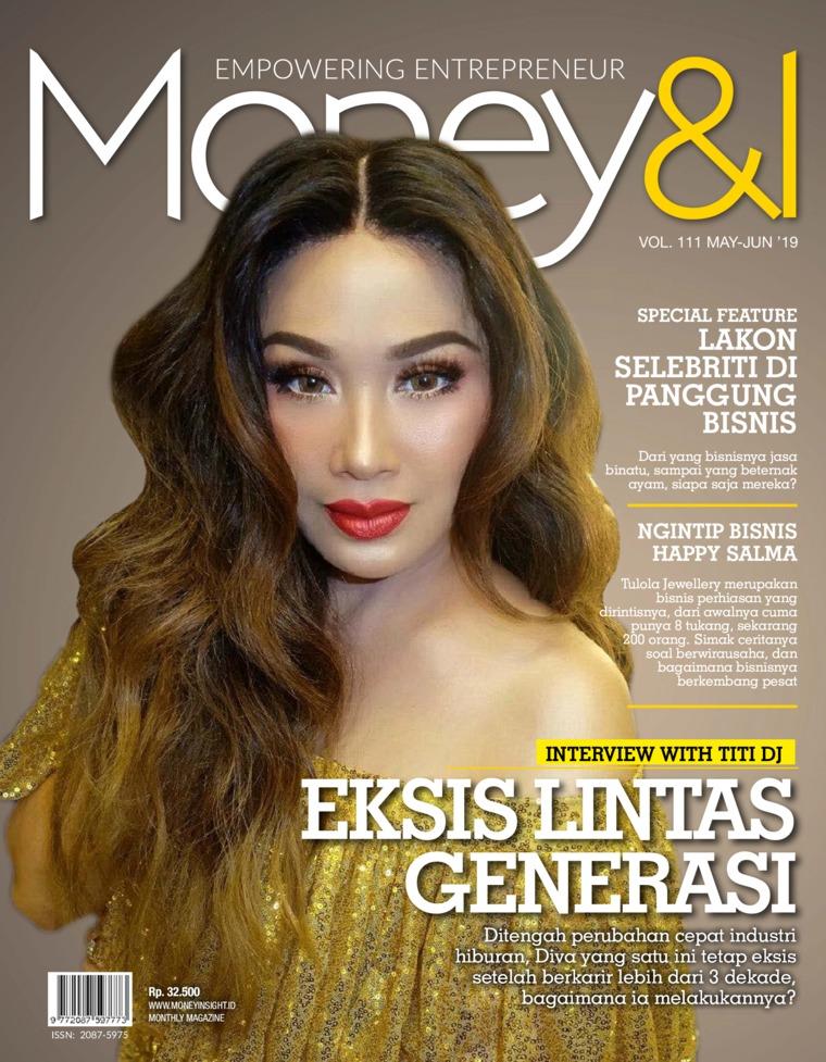 Money & I Digital Magazine ED 111 May 2019