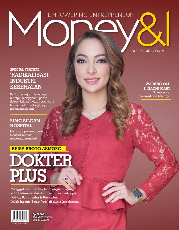 Money & I Digital Magazine ED 113 July 2019