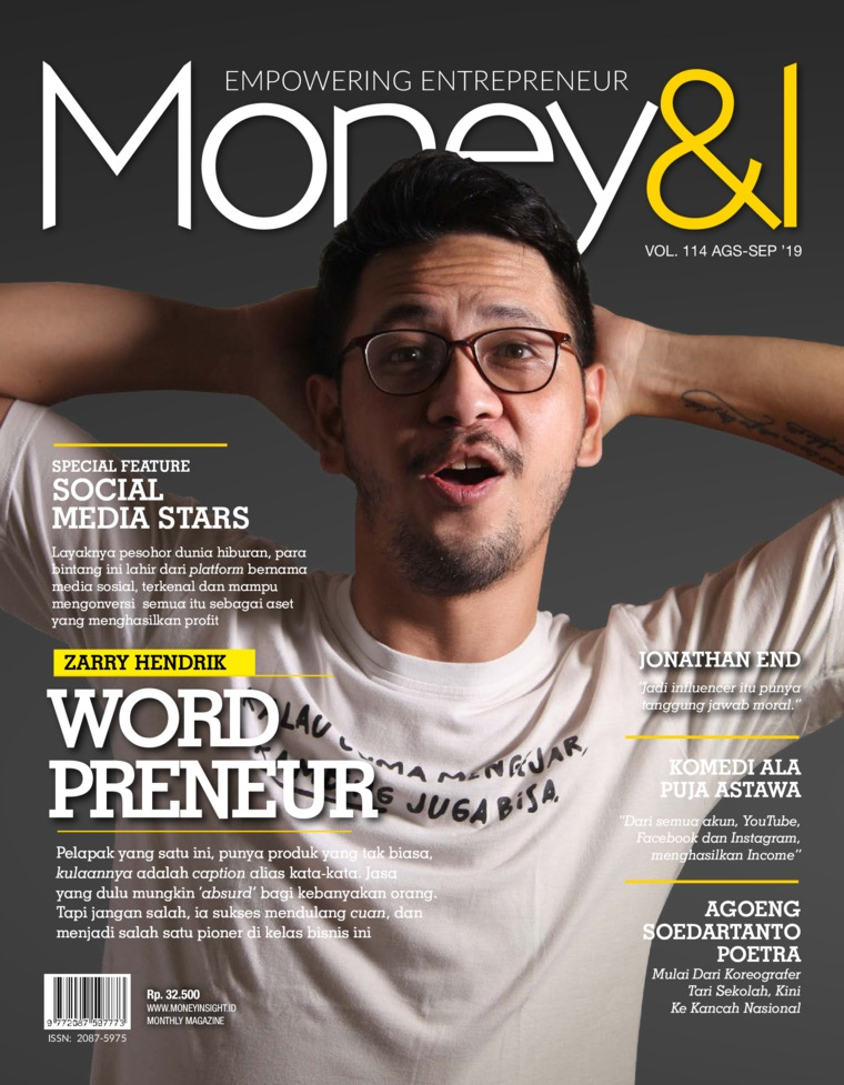 Money & I Digital Magazine ED 114 August 2019