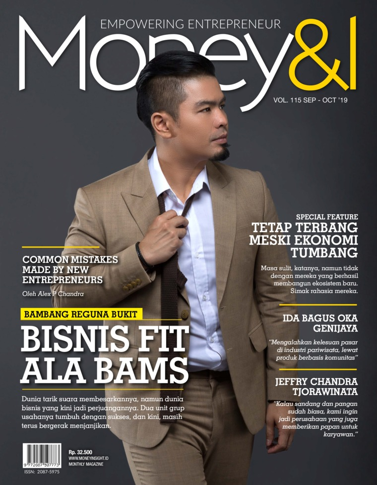 Money & I Digital Magazine ED 115 September 2019