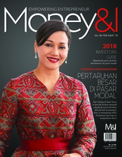 Cover Majalah Money & I ED 96 Februari 2018