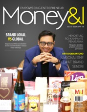 Money & I Magazine Cover ED 97 March 2018