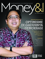 Cover Majalah Money & I ED 99 Mei 2018