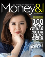 Cover Majalah Money & I ED 100 Juni 2018