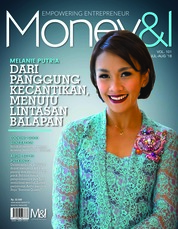 Cover Majalah Money & I ED 101 Juli 2018