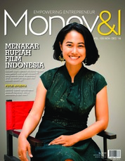 Money & I Magazine Cover ED 105 November 2018