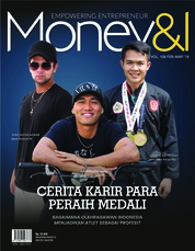 Cover Majalah Money & I ED 108 Februari 2019