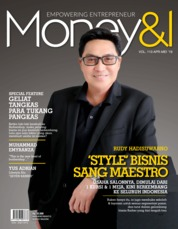 Money & I Magazine Cover ED 110 April 2019