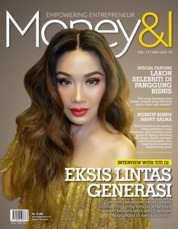 Cover Majalah Money & I ED 111 Mei 2019