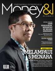Cover Majalah Money & I ED 112 Juni 2019