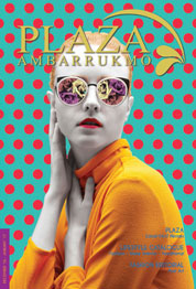 PLAZA AMBARRUKMO Magazine Cover December–January 2017