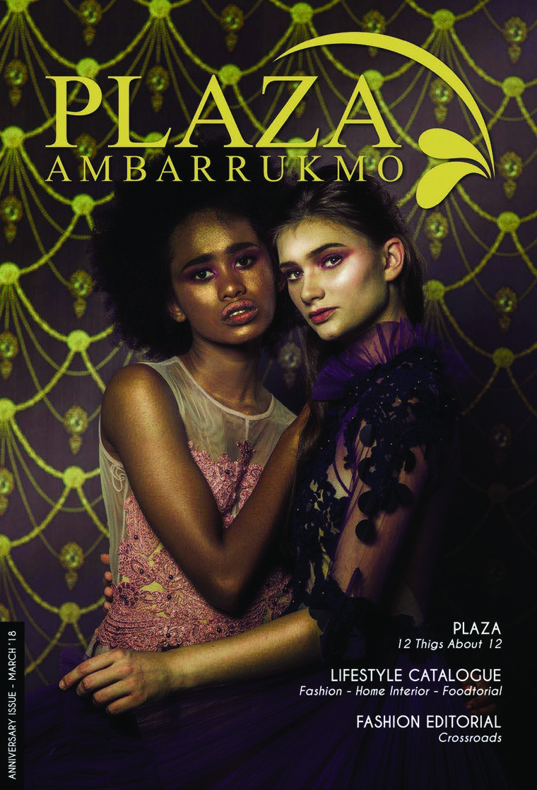 PLAZA AMBARRUKMO Digital Magazine March 2018