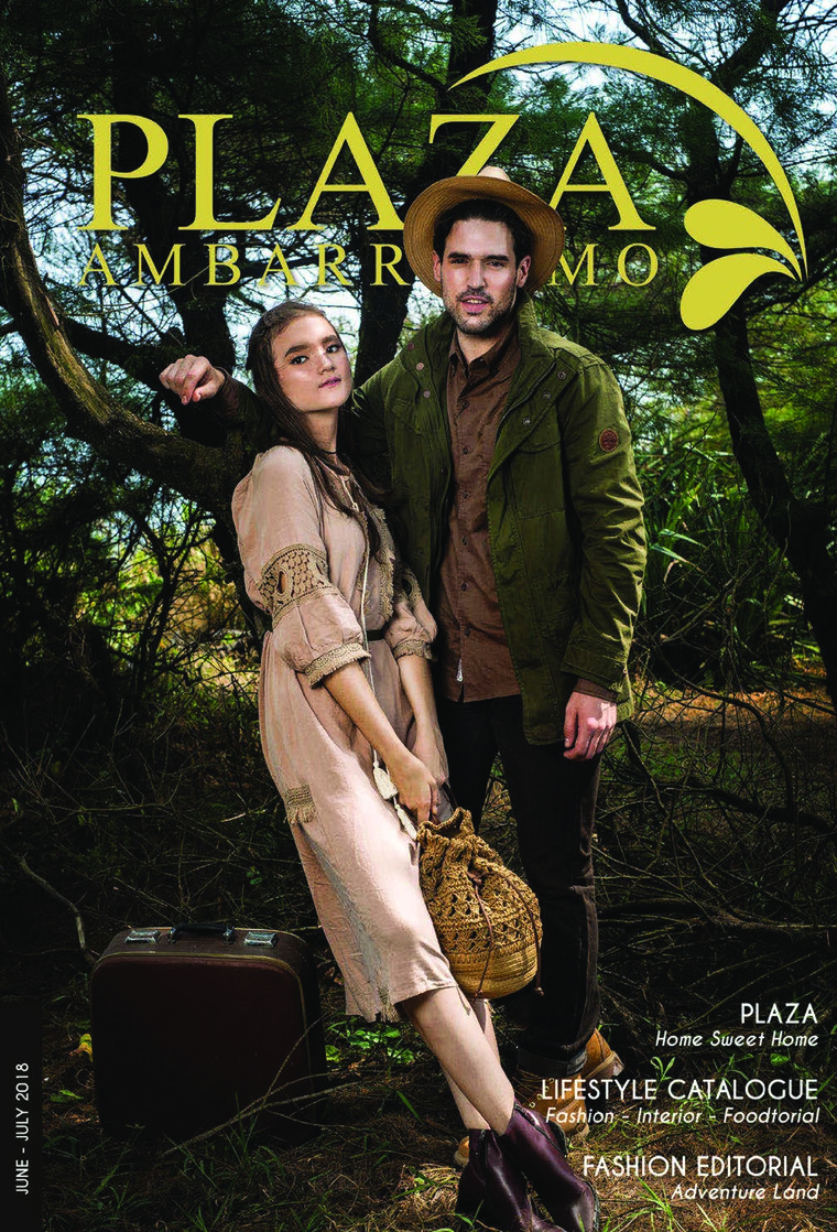Majalah Digital PLAZA AMBARRUKMO Juni-Juli 2018
