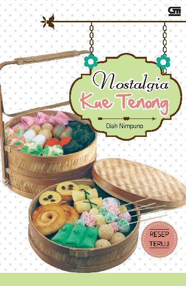 Buku Digital Nostalgia Kue Tenong oleh Diah Nimpuno