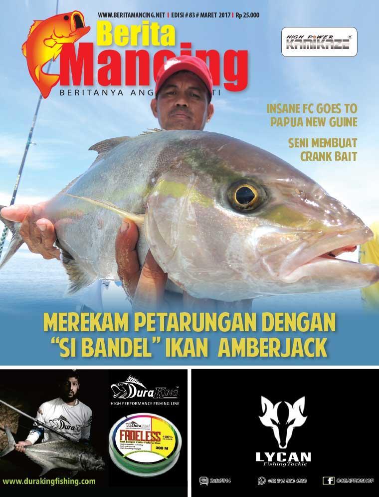 Berita Mancing Digital Magazine ED 83 March 2017