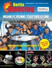 Berita Mancing Magazine Cover ED 76 August 2016