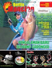 Berita Mancing Magazine Cover ED 77 September 2016