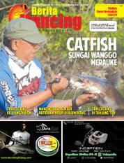 Berita Mancing Magazine Cover ED 79 November 2016