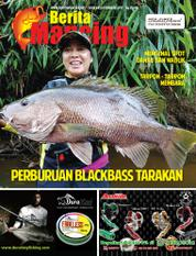 Berita Mancing Magazine Cover ED 82 February 2017