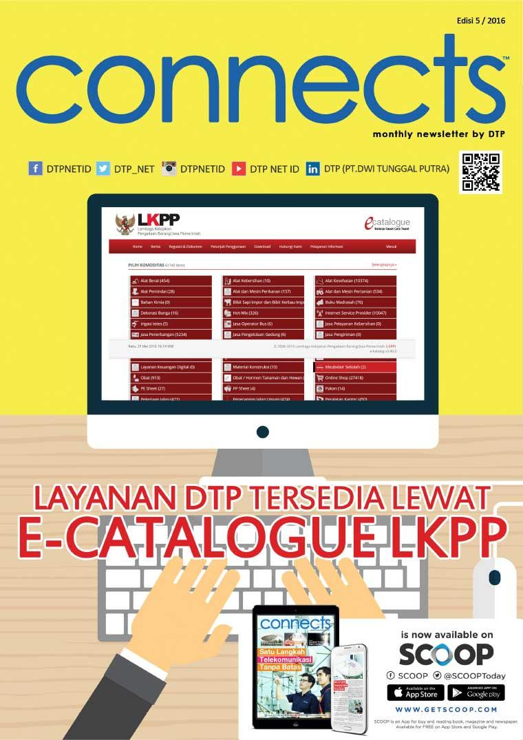 Majalah Digital connects ED 05 Juni 2016
