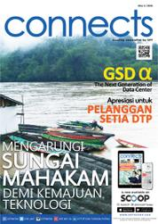 Cover Majalah connects ED 02 Maret 2016