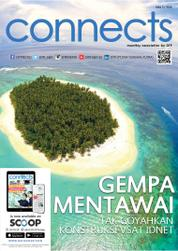 Cover Majalah connects ED 03 April 2016
