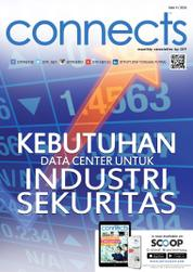 Cover Majalah connects ED 04 Mei 2016